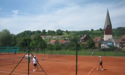Saisonauftakt Tennis